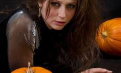 Portrét Halloween 2