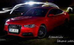 Audi večer